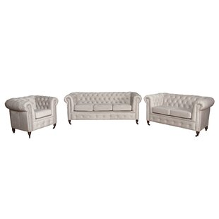 Batch 3 Piece Sofa Set By Rosalind Wheeler