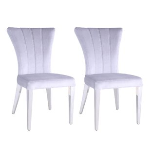 Alistair Upholstered Dining Chair (Set of 2) by Orren Ellis