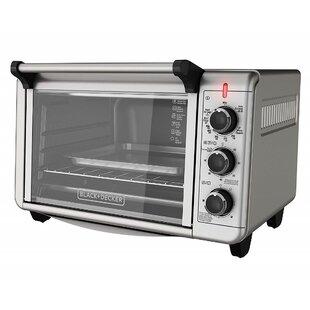 6 Slice Crisp Bake Air Fry Toaster Oven