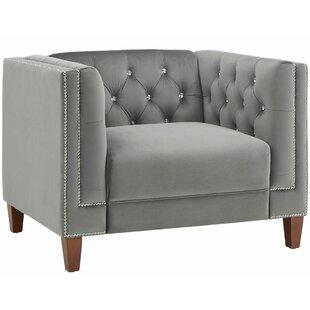 Glassman Armchair by Mercer41