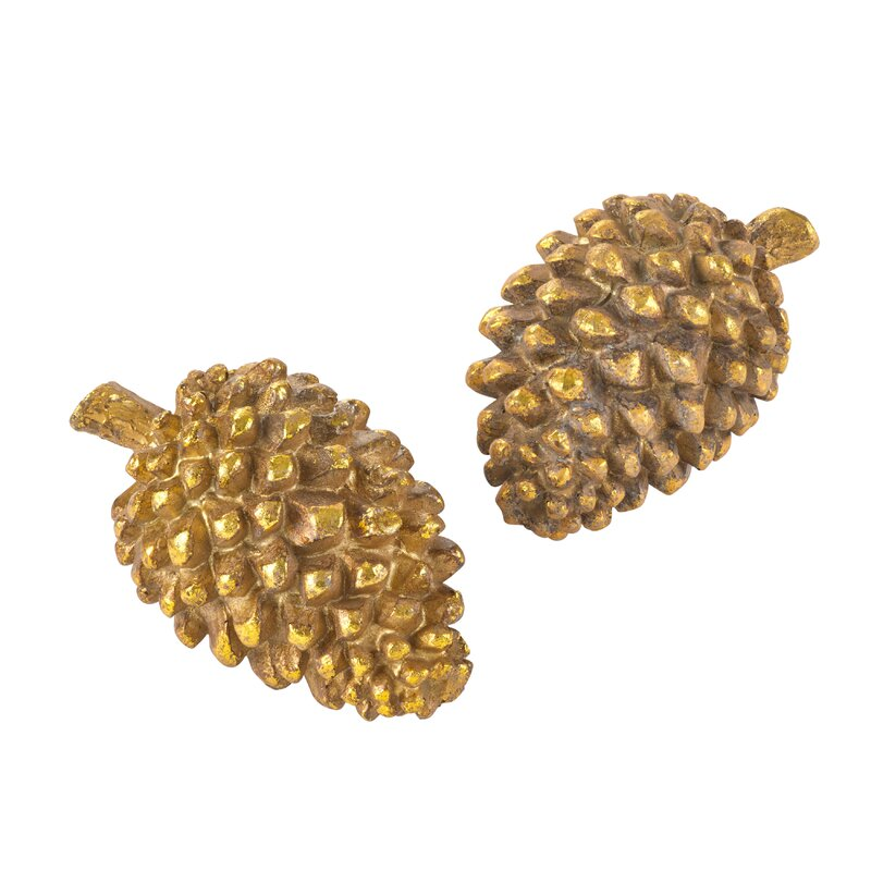 Resin Pinecone