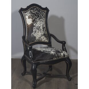 Sanderlin Armchair by Astoria Grand