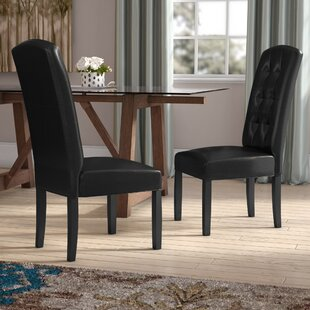 Bush Creek Upholstered Dining Chair (Set ..