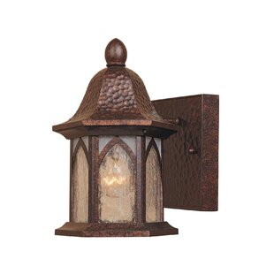 Darby Home Co Charlbury 1-Light Outdoor Wall Lantern