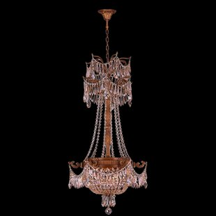 Astoria Grand Reimer 3-Light Empire Chandelier
