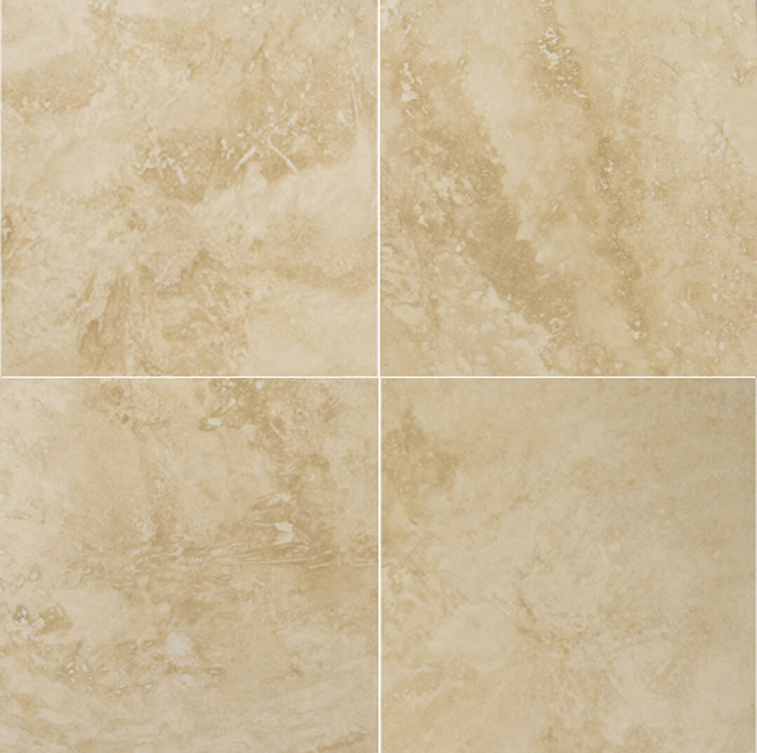 Emser tile travertine18 x 18 filled and honed field tile in emser tile travertine18 x 18 filled and honed field tile in umbria savera reviews wayfair dailygadgetfo Choice Image