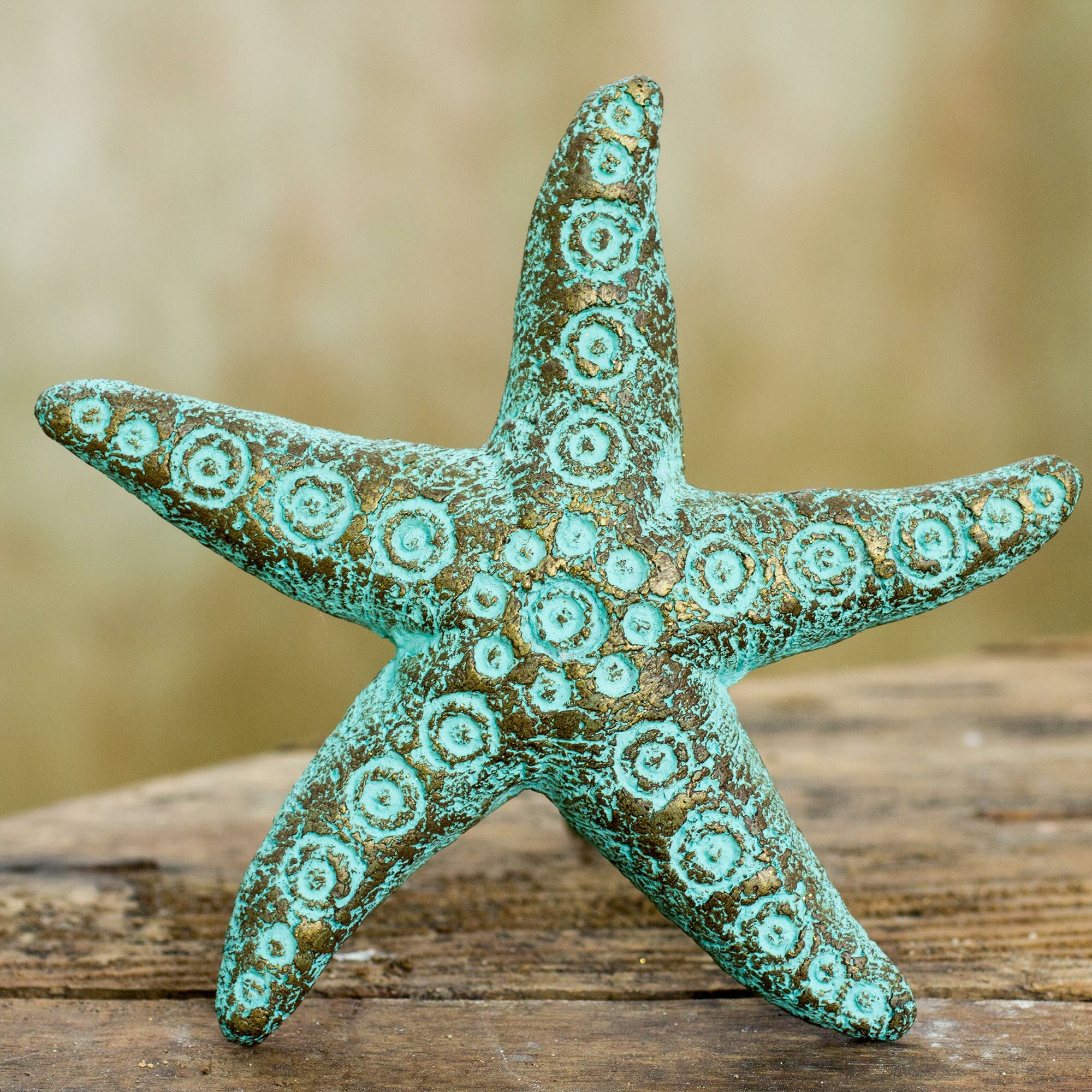Highland Dunes Unique Starfish Recycled Paper Starfish Wall Décor Reviews Wayfair