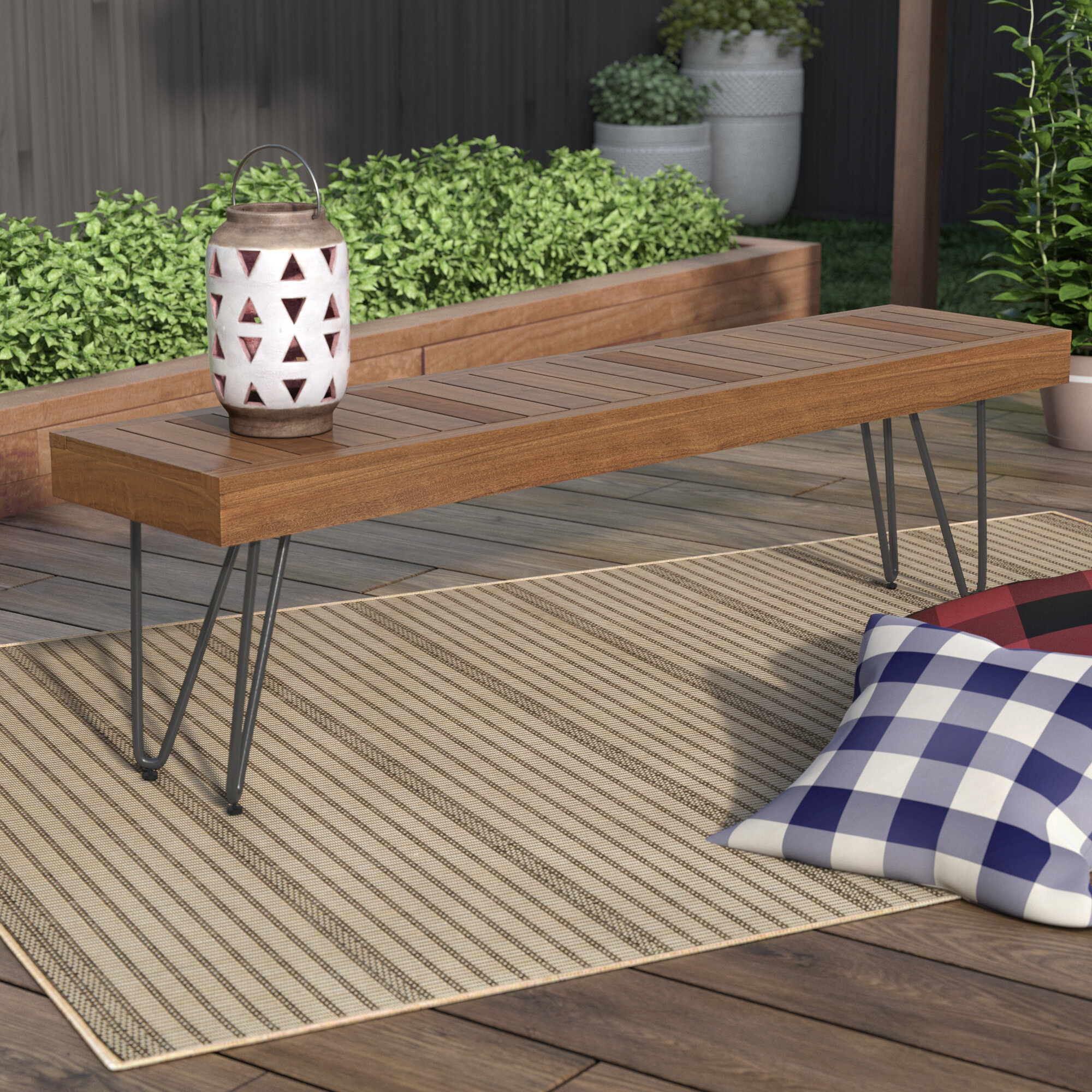 Peachy Outdoor Wooden Picnic Bench Gamerscity Chair Design For Home Gamerscityorg