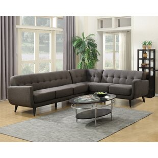 Wrought Studio Goldberg Sectional