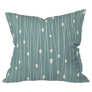 Entangled Indoor/Outdoor Throw Pillow (Set of 4)