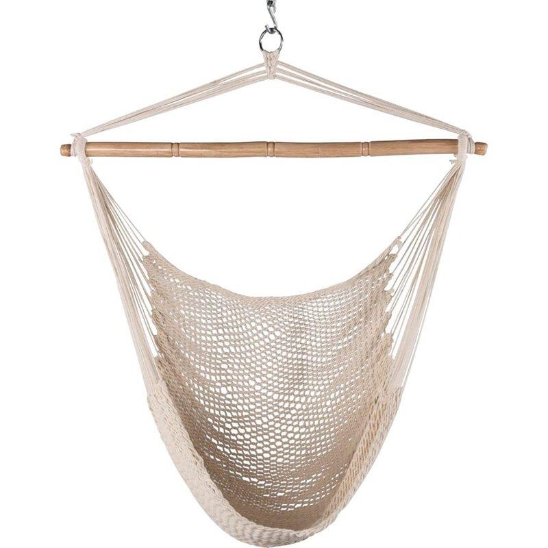 Cotton Weave Chair Hammock