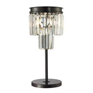 Compare prices Springfield 22 Table Lamp By Willa Arlo Interiors