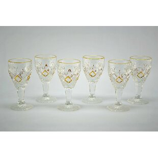 Liquor Cordial Shot Glass (Set of 6)