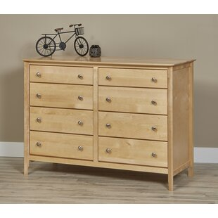 Dellbrook 8 Drawer Dresser