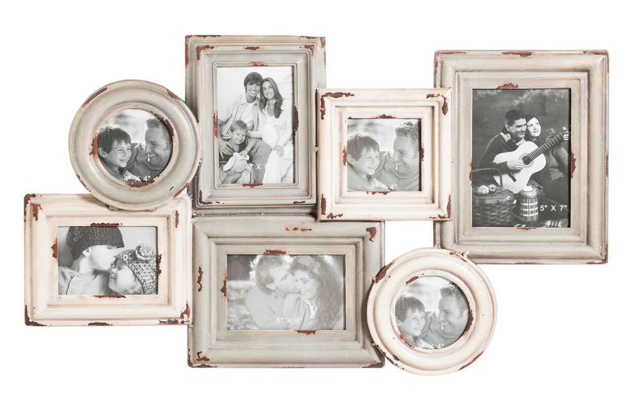 Contemporary Multiple Opening Picture Frames 4x6 Pattern - Ideas de ...
