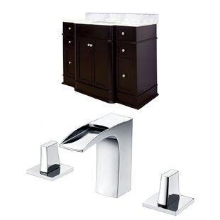 Granicus 50 Single Bathroom Vanity Set by American Imaginations