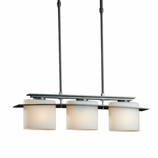Ellipse 3-Light Kitchen Island Pendant by Hubbardton Forge