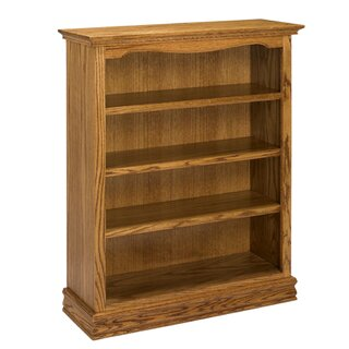 Americana Standard Bookcase by A&E Wood Designs SKU:AC502520 Description