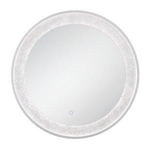 Orren Ellis Elem Edge Lit LED Bathroom/Vanity Mirror
