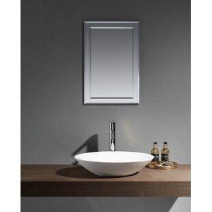 Gunkil Bathroom Mirror By 17 Stories