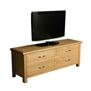 London Oak Large Drawer Only Tv Stand By August Grove