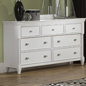 McLelland 7 Drawer Standard Dresser