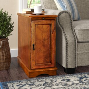Bulmershe End Table by Darby Home Co