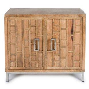 Palo Alto 2 Door Accent Cabinet by Bloomsbury Market