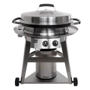 Professional 2-Burner Gas Grill