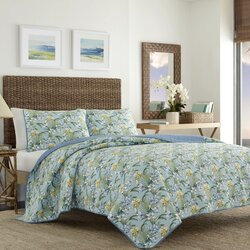 Tommy Bahama Bedding Julie Cay Reversible Quilt Set by Tommy ...