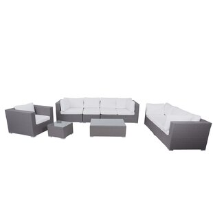 Maxima 5 Piece Sectional Set With Cushions