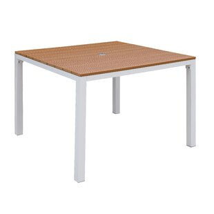 Lacey Aluminum/Plastic Dining Table