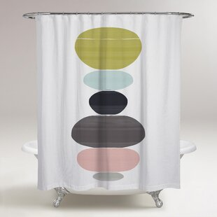Oakledge Perfect Balance Single Shower Curtain