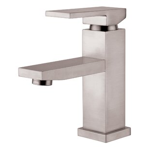 Single Hole Lavatory Faucet with