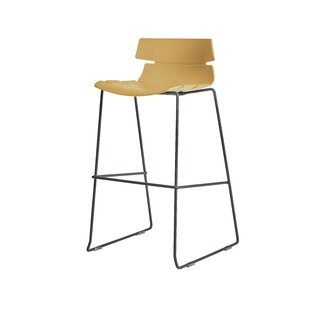 Yolande Bar Stool (Set Of 4) By Ebern Designs
