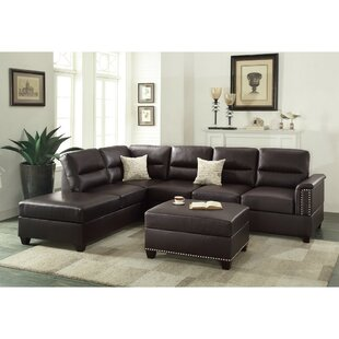 Pelyhes Reversible Modular Sectional