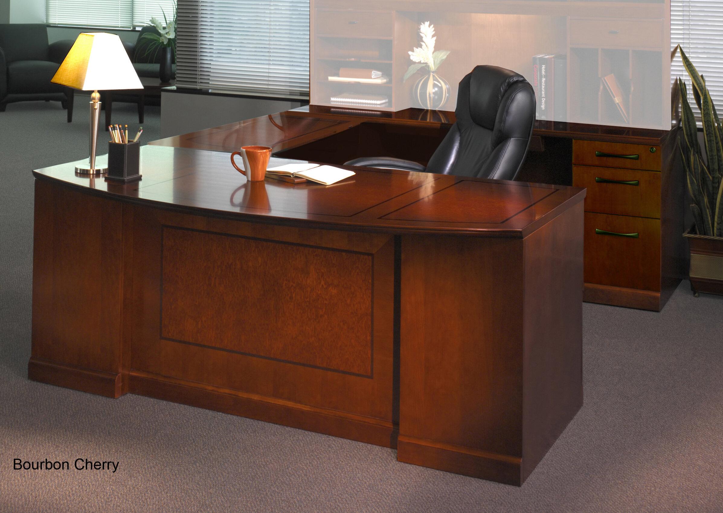 U Shaped Executive Desk Ikea Childrens Desk And Chair Set