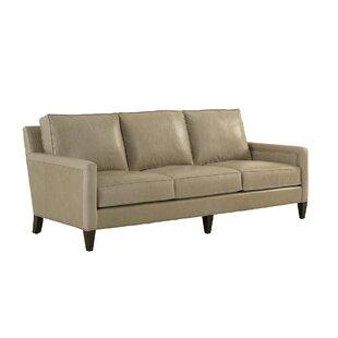 MacArthur Park Leather Sofa
