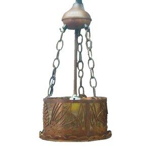 Meyda Tiffany Mountain Pine 1-Light Pendant