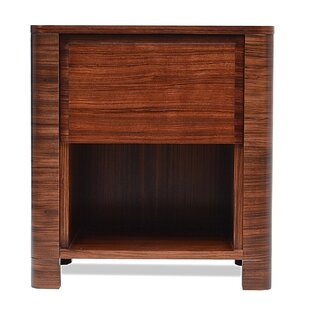 Serena 1 Drawer Nightstand