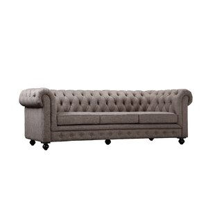 Shop Dolores Chesterfield Sofa by Darby Home Co