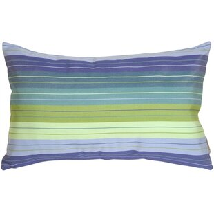 Ekaterina Outdoor Sunbrella Lumbar Pillow