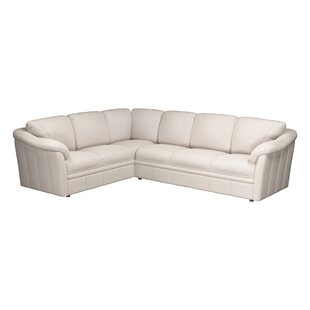 Lyons Leather Sectional