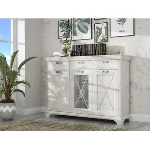 Ulu Console Display Cabinet By Ebern Designs