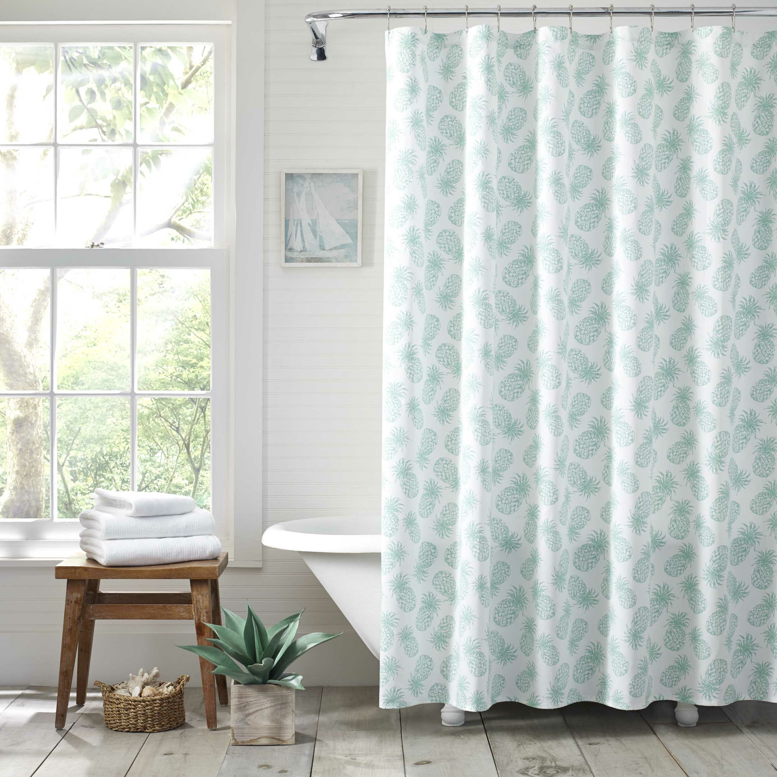 Shower Curtains – Because Every Single Contemporary Bathroom Needs It