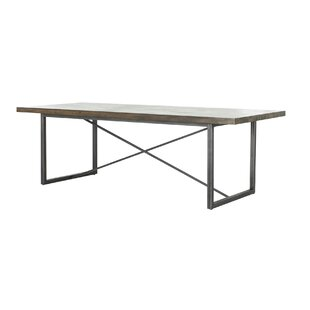 Princess Solid Wood Dining Table by 17 Stories