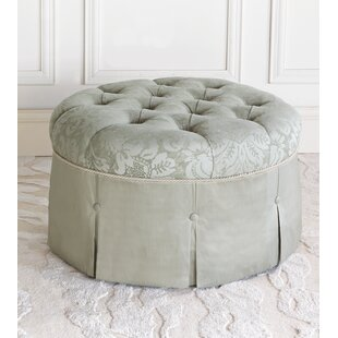 Lourde Cocktail Ottoman by Eastern Accents