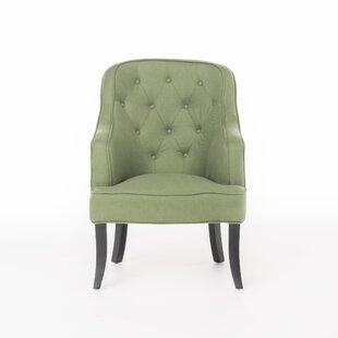 Brinkley Wingback Chair by Alcott Hill