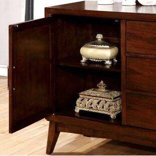 Dionn 3 Drawer Combo Dresser