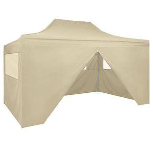Evers 4.5m X 3m Steel Pop-Up Party Tent By Sol 72 Outdoor